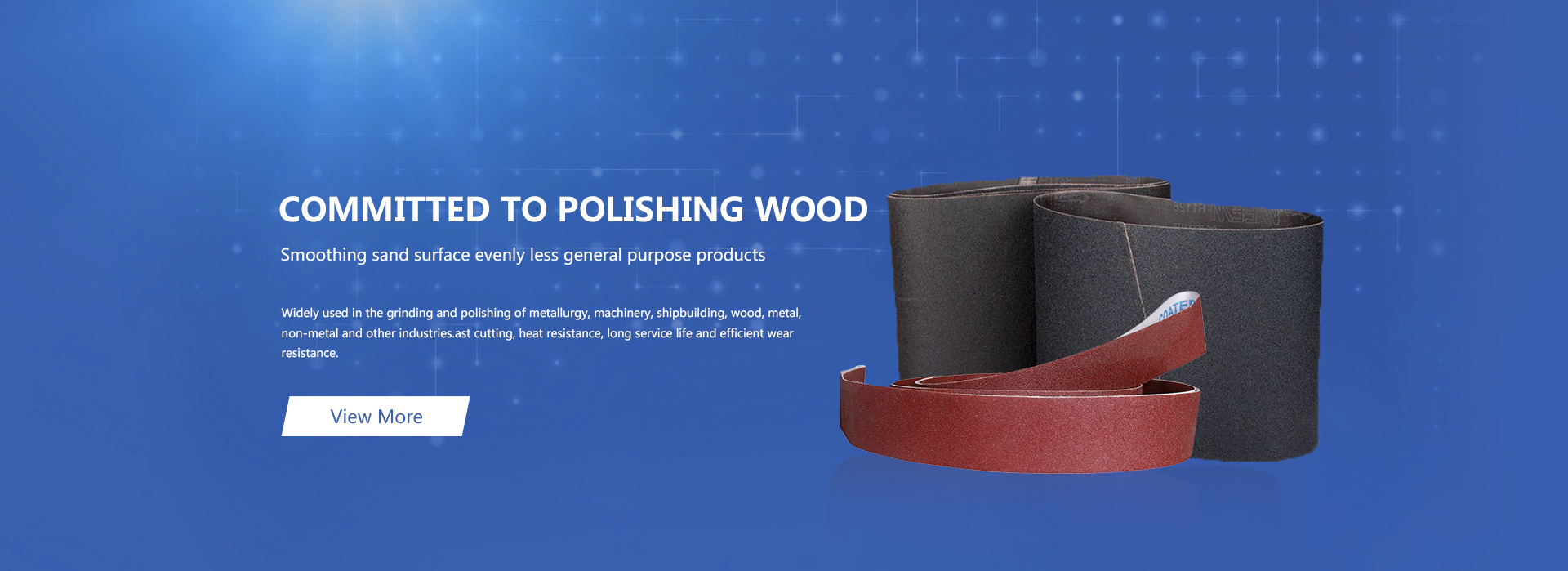 Silicon Carbide Abrasive Belt