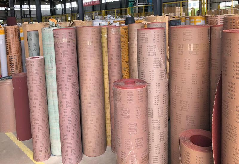 Cloth Backing Types Used for Coated Abrasives