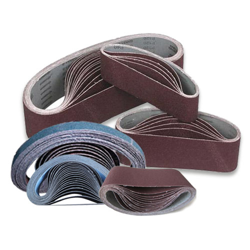 Brief introduction about Sanding belt